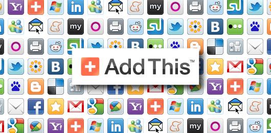 Using the AddThis WordPress Plugin with Custom Post Types