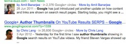 How to show your 'author thumbnail' in Google's search results